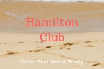 Hamilton Club Key For Sale