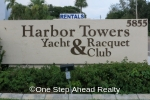 Harbor Towers Yacht and Racquet Club Siesta Key For Sale