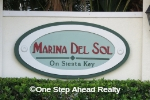 Marina Del Sol On Siesta Key For Sale