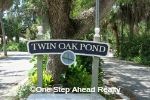 Twin Oak Pond Siesta Key For Sale